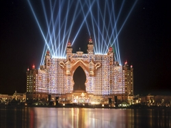 Дубай  - ATLANTIS THE PALM HOTEL